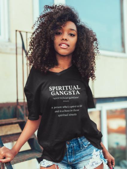 Spiritual Gangsta Tee