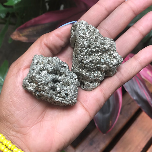 Pyrite  Crystal (Money Magnet Crystal)