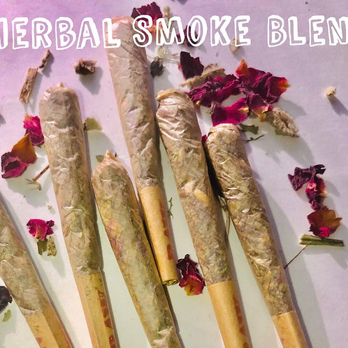 Organic Herbal Smoke Blend
