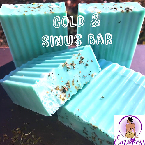 Cold & Sinus Bar