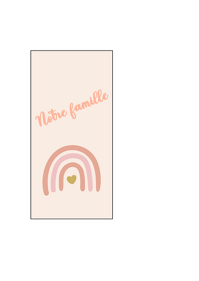 Protège-livret de famille