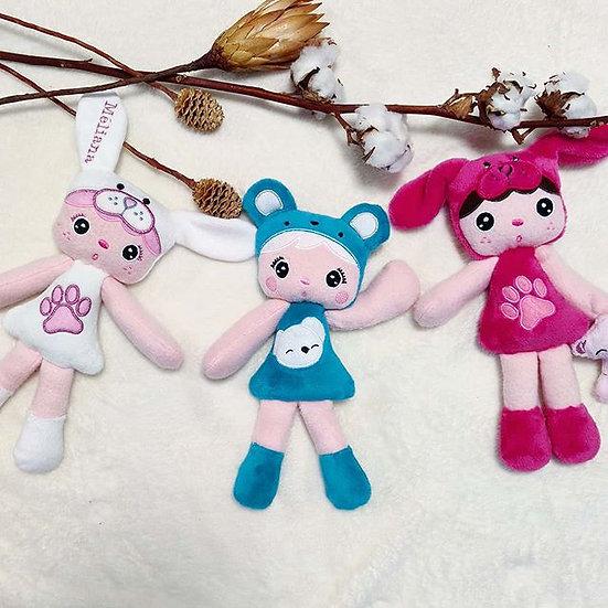 Les adorables poupées