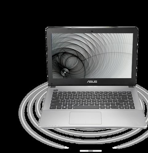 Portátil Asus X455L