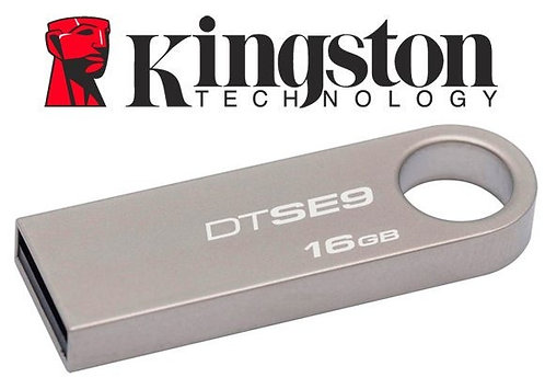 Kingston 16gb datatraveler se9