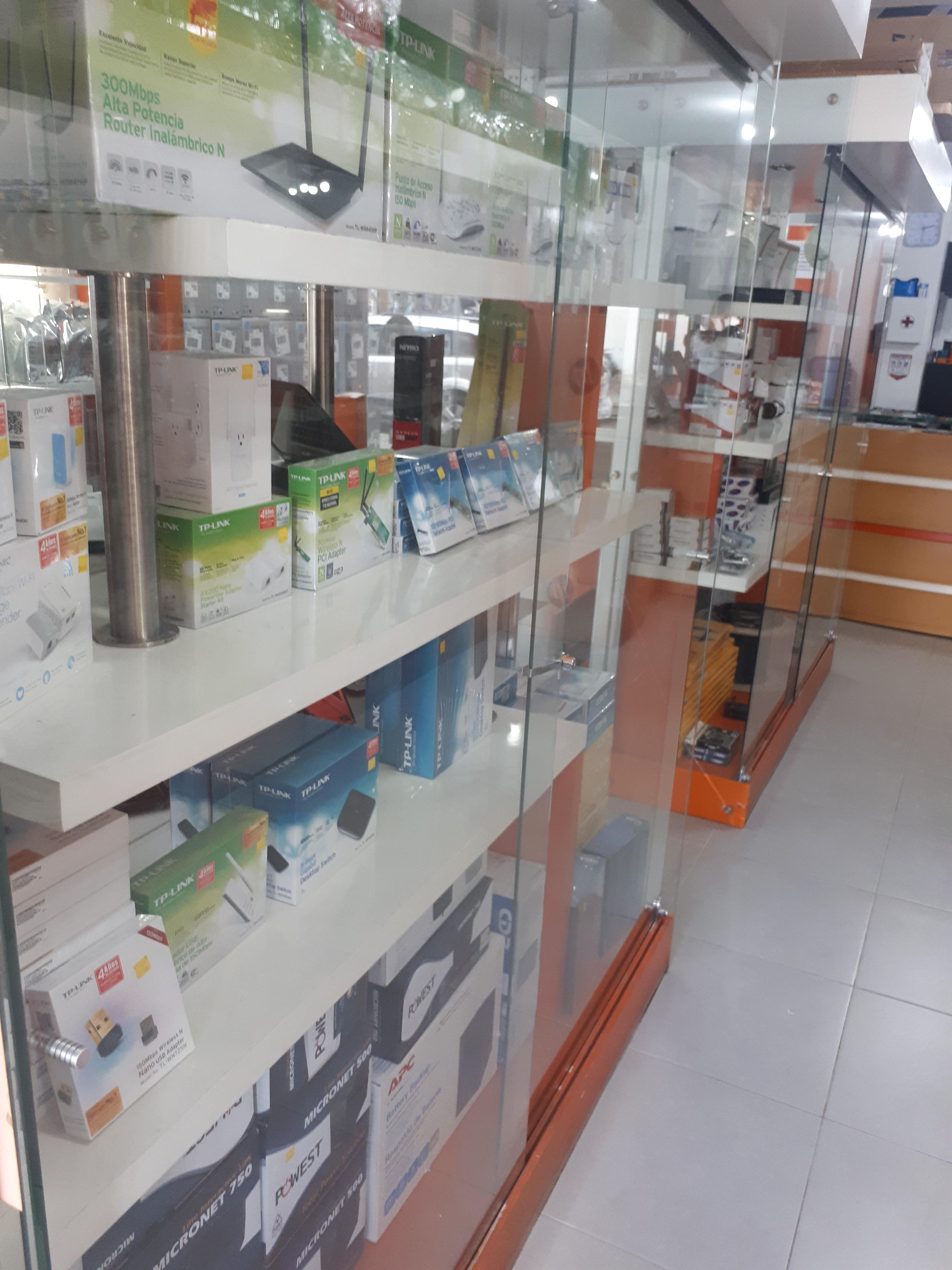 Sala de ventas Redes