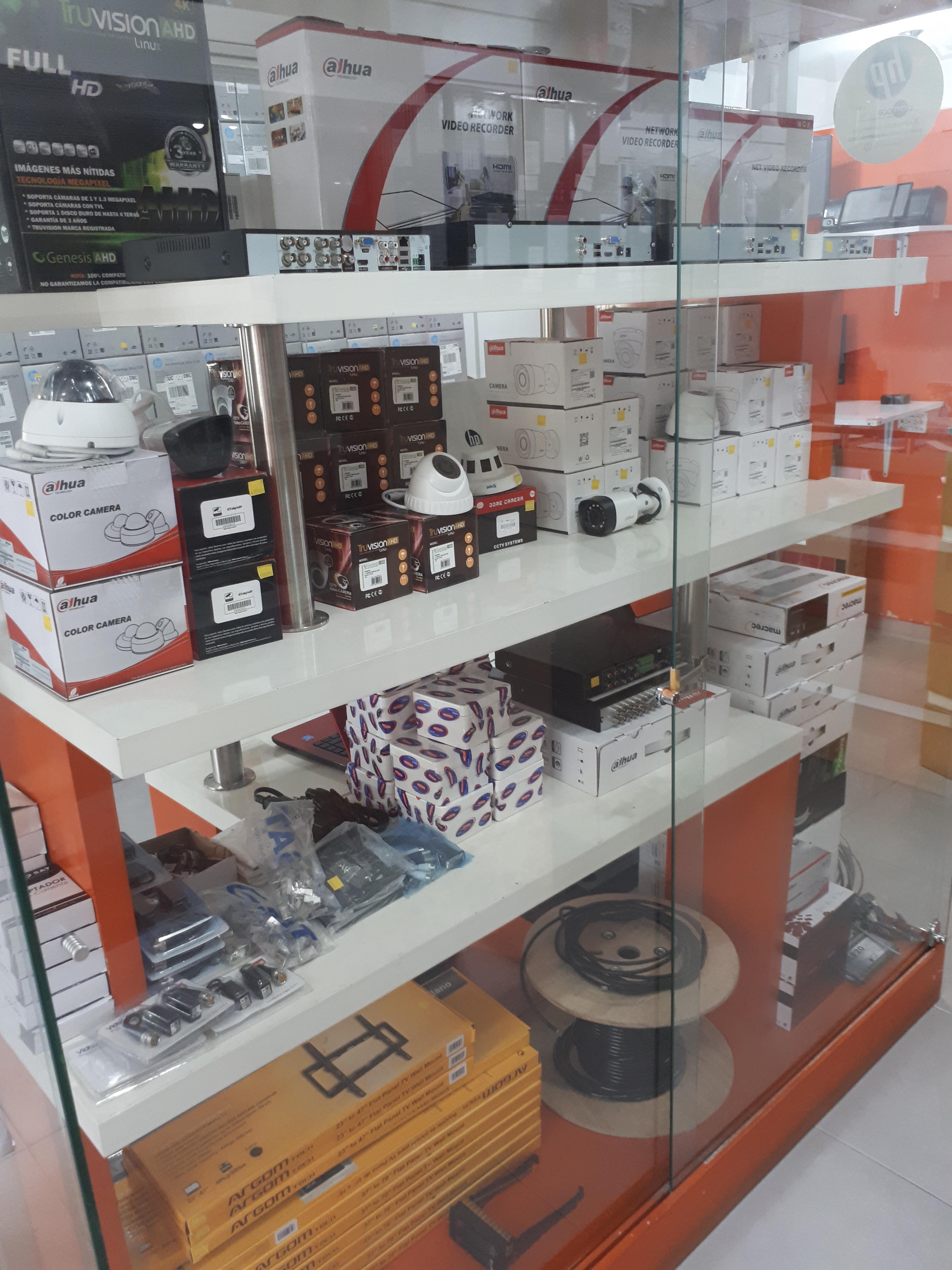 Sala de ventas CCTV