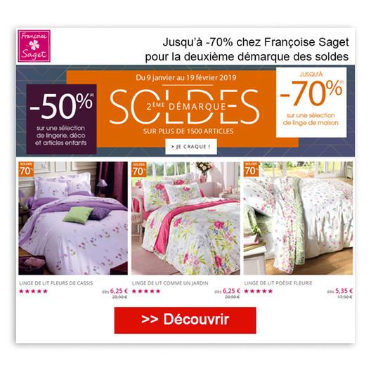 Newsletter Françoise Saget