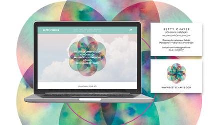 Création de site internet pour le secteur du Bien-être