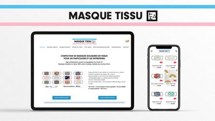 Création de site pour de la vente en ligne