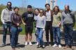 Lab celebrates Luke and Tenzin's graduation