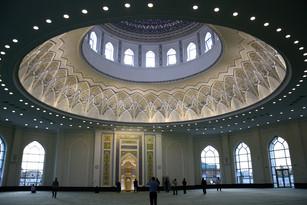 Мечеть Минор (вид изнутри)
