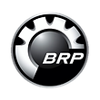 Logo BRP recreative products, like Can-Am