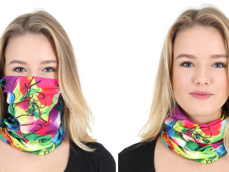 Multi Functional Neck & Head Bands Now Available