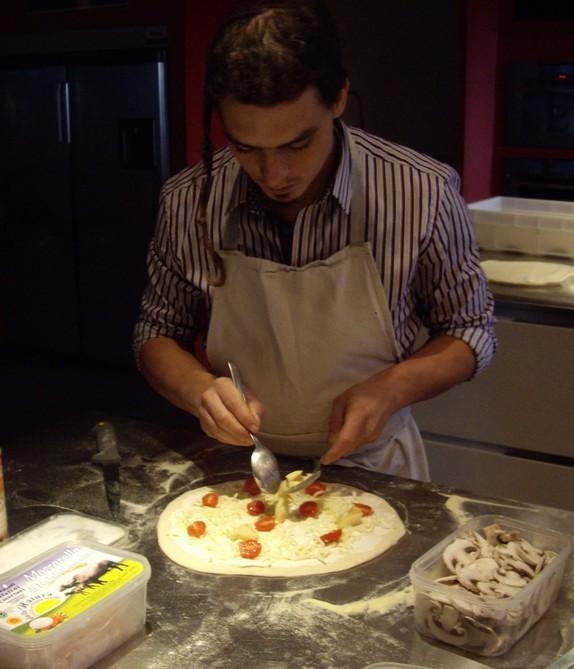 Formation pizza gastronomique