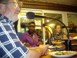 Thierry à la radio