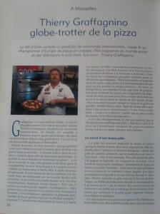 Globe-trotter de la pizza