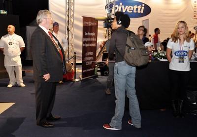 Thierry Graffagnino en reportage