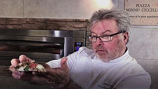 Thierry Graffagnino consultant pizza