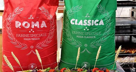Les farines ROMA et CLASSICA