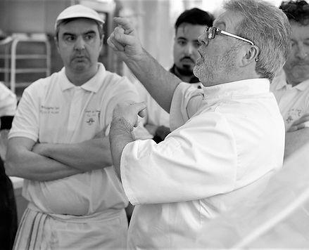 formation pizza Thierry Graffagnino