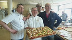 Formation pizza teglia