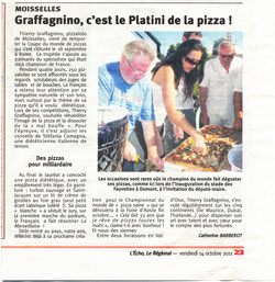 Thierry Graffagnino - Le Platini...