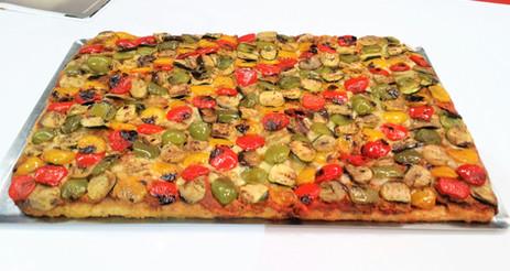 La teglia Ratatouille 100% légumes