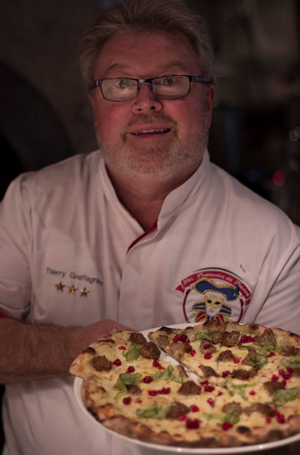 pizza Zlatan