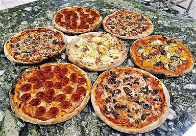 pizza, ronde de pizza,