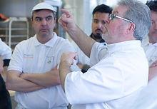 Formation pizza compétition avec Thierry Graffagnino