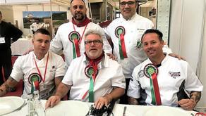 CHAMPIONNAT D'EUROPE 2019 LONDON, L'ITALIE NE LÂCHE RIEN