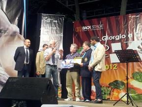 Naples : Cornicione d'Oro 2012