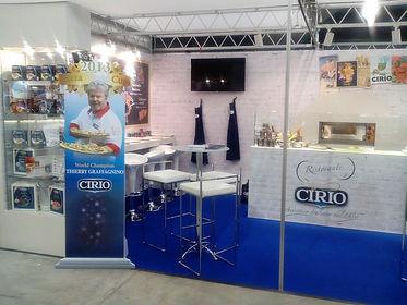 stand CIRIO IGEHO Thierry Graffagnino