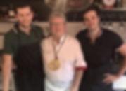 L'ATELIA avec J.B Fajadet, Denis Jacquet-Francillon et Thierry Graffagnino