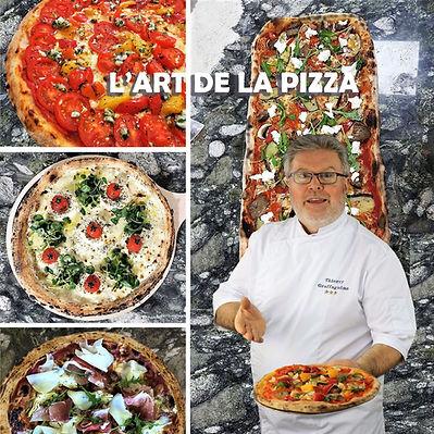 livre pizza, l'art de la pizza, image pizza