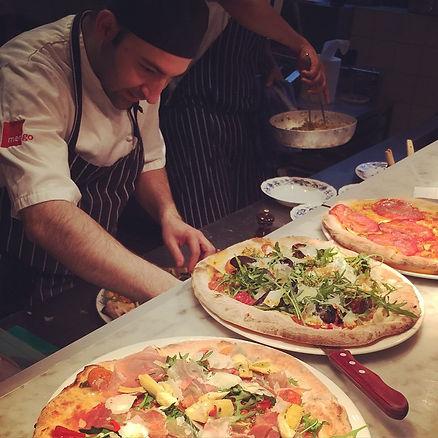 belle pizza