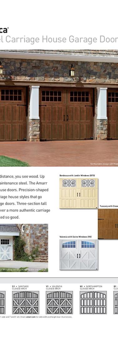 Amarr Classica by Calgary Garage Door Fi