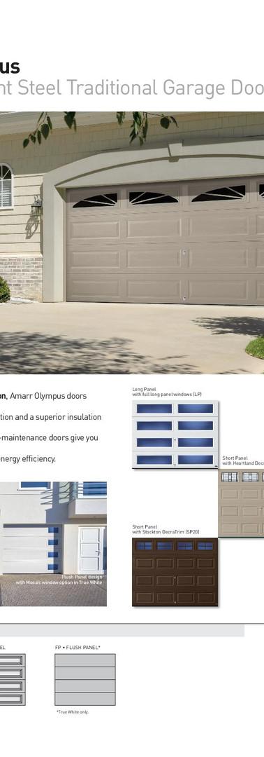 Amarr Olympus by Calgary Garage Door Fix