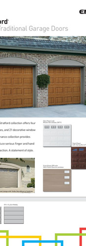 Amarr Stanford by Calgary Garage Door Fi