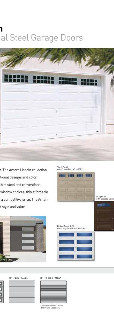 Amarr Lincoln by Calgary Garage Door Fix