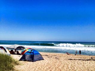 Hurricane Gonzalo Swell hits the East Coast