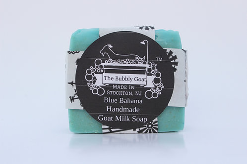 Blue Bahama Goat Milk Soap