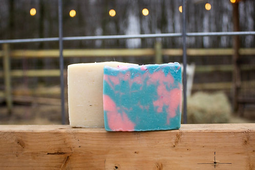 GOAT MILK SOAPS  |  SCENTED COLLECTION 1