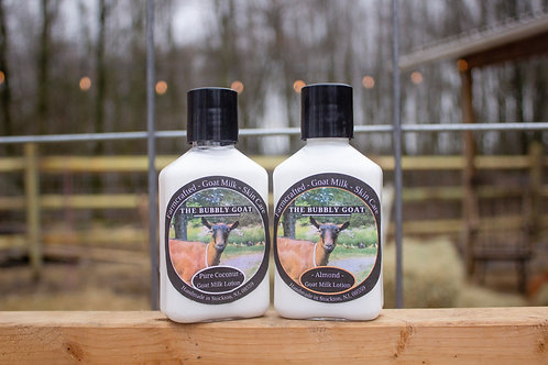 GOAT MILK LOTION SMALL