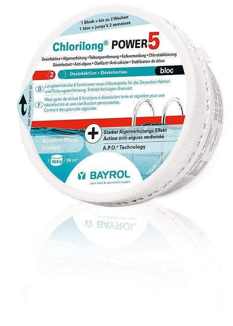 Bayrol Chlorilong Power5 Bloc 650 gr
