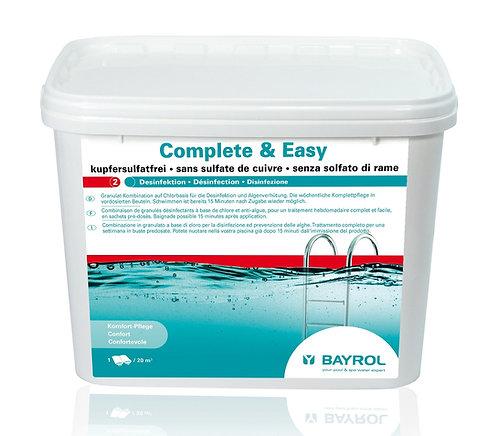Bayrol Complete & Easy / 16 Doppelbeutel
