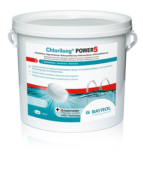 Bayrol Chlorilong Power5 5 kg
