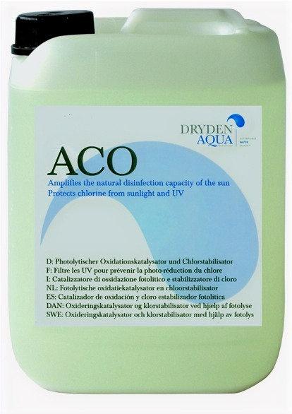 ACO aktive Oxidationskatalysator 5 lt