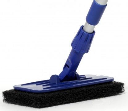 Reinigungsstock mit Pad-Schwamm