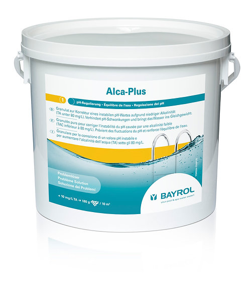 Bayrol Alca Plus 5 kg Eimer